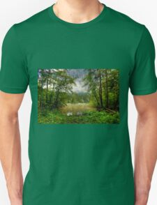 Obertraun walks 8 T-Shirt