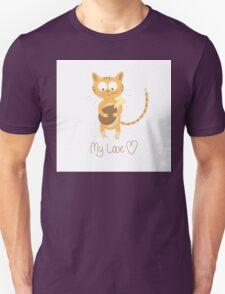 My love. Unisex T-Shirt
