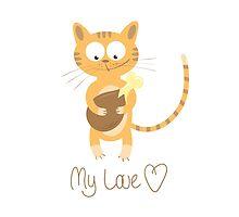 My love. by Voron4ihina