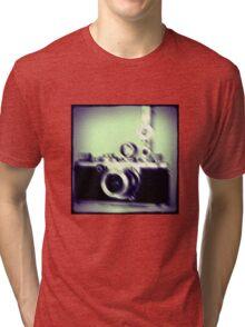 Camera variation Tri-blend T-Shirt