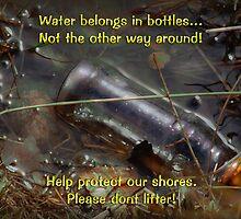 Protect our shores by vigor