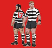 Ruggers by crank