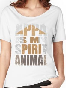 APPA IS MY SPIRIT ANIMAL Women's Relaxed Fit T-Shirt