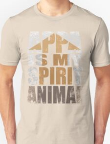 APPA IS MY SPIRIT ANIMAL Unisex T-Shirt
