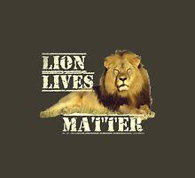 """""""Lion Lives Matter"""" Unisex T-Shirt"""