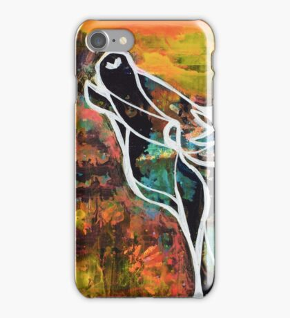 Wild at Heart 2: Inner Power Painting iPhone Case/Skin