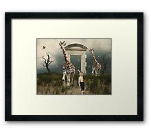 The Wonder Years... Framed Print