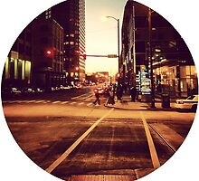 Crosswalk (Circle) by zahi