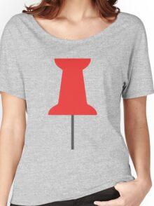 Paper Towns pin – John Green, Q, Margo Women's Relaxed Fit T-Shirt