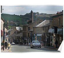 Up North - Ramsbottom, Lancashire Poster