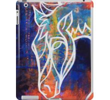Wild at Heart 1 : Inner Power Painting iPad Case/Skin