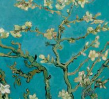 Vincent Van Gogh - Almond Blossoms Sticker
