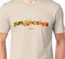 Glasgow, Scotland skyline Unisex T-Shirt