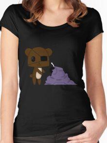 Happy Doom Day Women's Fitted Scoop T-Shirt