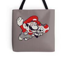 Mario Flying Mushroom Tote Bag