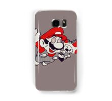 Mario Flying Mushroom Samsung Galaxy Case/Skin