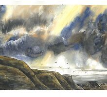 Mystic Cliffs by amiradance