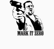 The Big Lebowski Mark It Zero T-Shirt T-Shirt