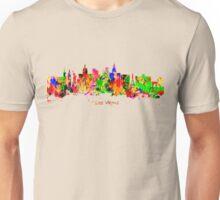 Las Vegas Nevada City USA skyline  Unisex T-Shirt