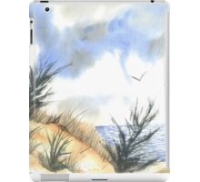 Windy Day at the Beach iPad Case/Skin