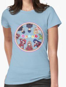 Toradora!  Womens Fitted T-Shirt