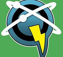 Ratchet & Clank - Captain Qwark Logo by bevena
