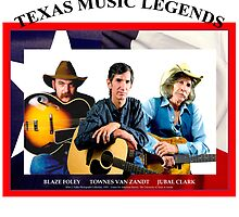 Texas Music Legends by Niles J Fuller