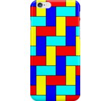 Vintage Multicoloured Pattern iPhone Case/Skin