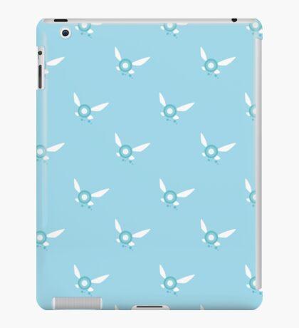 Legend of Zelda Navi Pattern iPad Case/Skin