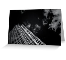 Temple in the Clouds Greeting Card