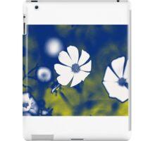 Anemone Flower Psychedelia iPad Case/Skin