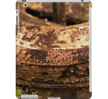 Rusty Past iPad Case/Skin