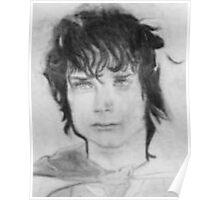 Frodo Baggins LOTR Poster
