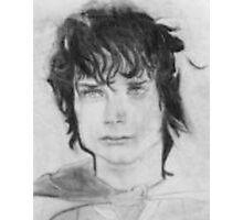 Frodo Baggins LOTR Photographic Print