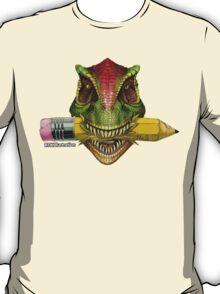 Dino Art Crunch T-Shirt