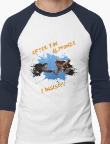 Point Break- After you Alphonze... Men's Baseball ¾ T-Shirt
