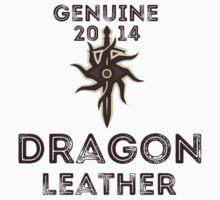 Orlais Leather - Dragon by BigFluffyFozzie