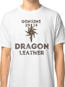 Orlais Leather - Dragon Classic T-Shirt