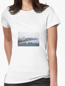 Glacier Womens Fitted T-Shirt