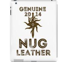 Orlais Leather - Nug iPad Case/Skin