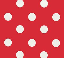 Red Polka Dot by TurnerCreations