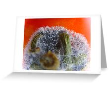 M is for mould Greeting Card