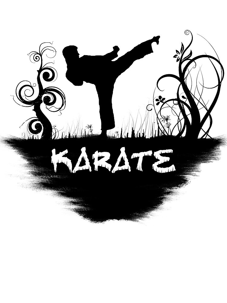 KARATE by Steve's Fun Designs