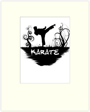 KARATE by dangerpowers123