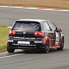 Howard Fuller Volkswagen Golf by Willie Jackson
