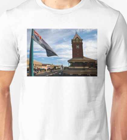 from the royal exchange hotel, broken hill Unisex T-Shirt