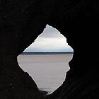 Window to the Sea by hummingbirds