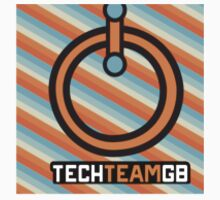 TechteamGB Logo One Piece - Short Sleeve