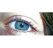 Nathan's Eye Photographic Print