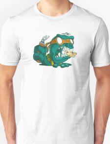 Teenage mutant ninja fanart frank Unisex T-Shirt